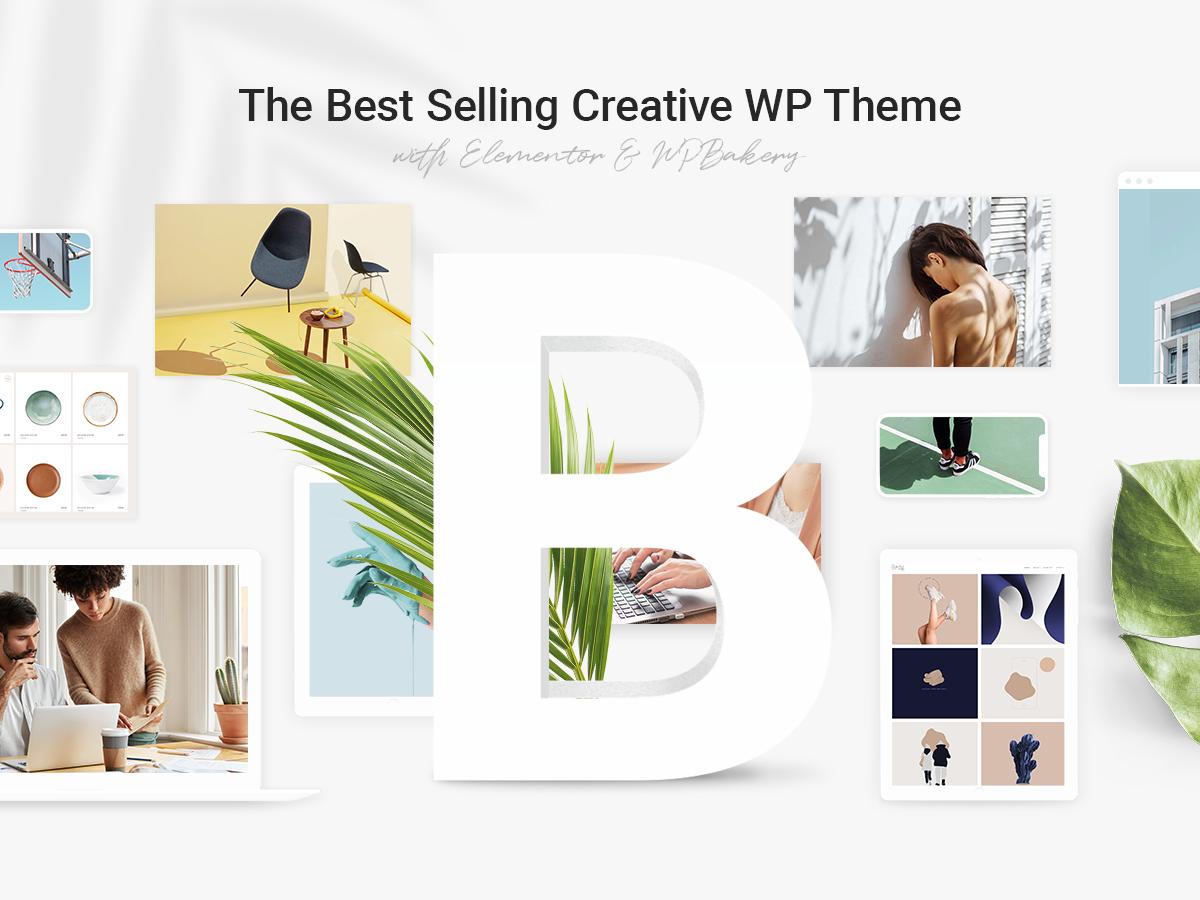 Bridge - Creative Multi Purpose WordPress Theme